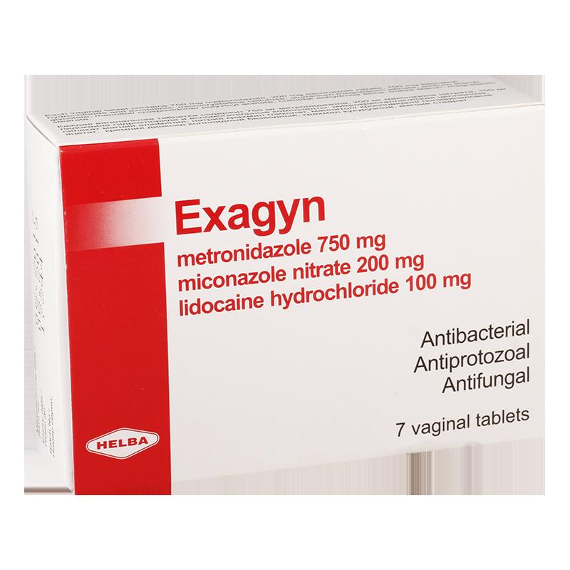 Exagyn #7t vaginal