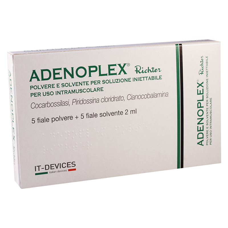 Adenoplex richter#5a+2ml sol.