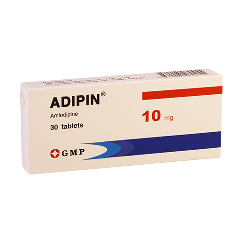 Adipin 10mg #30t GMP