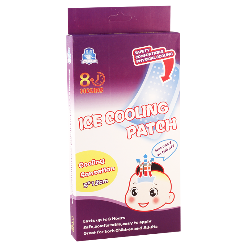 Ice cooling  #6 patch