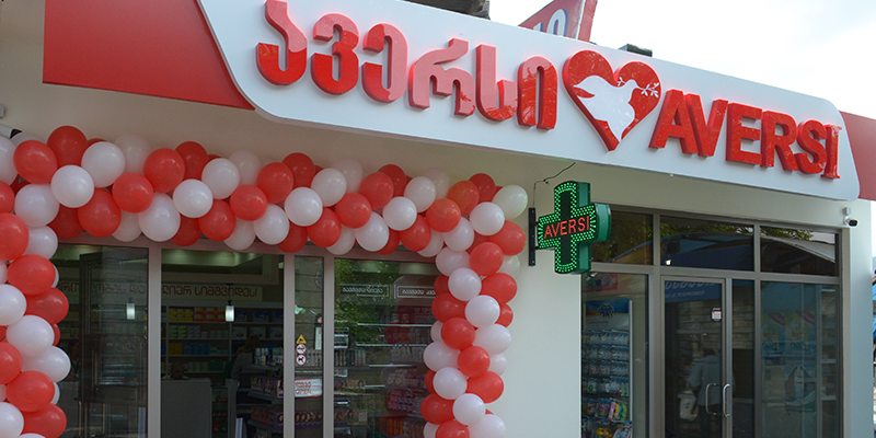 Aversi opened another new pharmacy