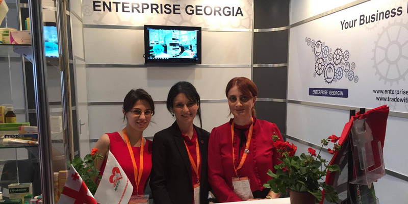 Another participation of Aversi-Rational in the International Pharmaceutical Exhibition